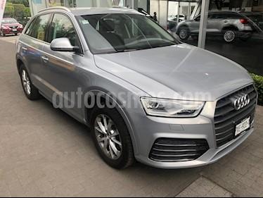 Audi Q3 Select (180 hp) usado (2018) color Plata Hielo precio $479,000