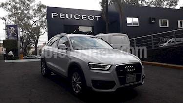 Foto venta Auto usado Audi Q3 Trendy (170 hp) (2014) color Gris Oscuro precio $259,900