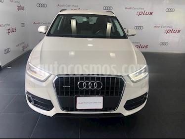 Foto venta Auto usado Audi Q3 Trendy (170 hp) (2014) color Blanco Amalfi precio $235,000