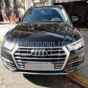 Foto venta Auto usado Audi Q5 2.0 T FSI Quattro (224Cv) Tiptronic (2018) color Negro precio u$s59.100