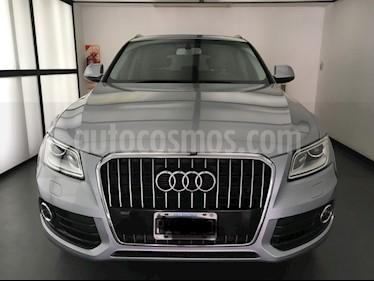 Foto venta Auto usado Audi Q5 2.0 TDI Quattro S-tronic (2015) color Gris Claro precio $36.000