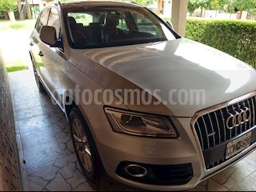 Foto venta Auto usado Audi Q5 2.0 TDI Quattro S-tronic (2013) color Gris Claro precio $1.700.000