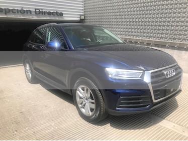 Foto venta Auto usado Audi Q5 2.0L T Dynamic  (2019) color Azul Profundo precio $675,000