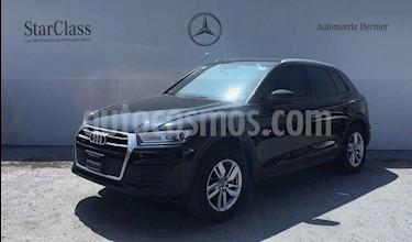 Foto Audi Q5 2.0L T Dynamic  usado (2018) color Negro precio $559,900