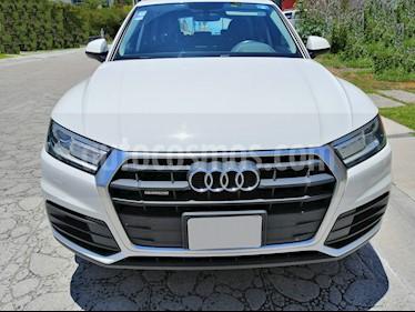 Audi Q5 2.0L T Dynamic  usado (2018) color Blanco Ibis precio $560,000