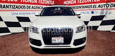 Foto venta Auto usado Audi Q5 2.0L T Dynamic  (2016) color Blanco Ibis precio $499,000