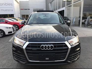 Foto venta Auto Seminuevo Audi Q5 2.0L T Dynamic  (2018) color Negro precio $628,000