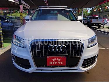 Foto venta Auto usado Audi Q5 2.0L T Elite (2015) color Blanco precio $395,000