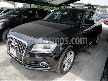 Foto venta Auto usado Audi Q5 2.0L T Elite (2014) color Negro Phantom precio $335,000