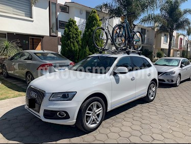 Foto venta Auto usado Audi Q5 2.0L T Elite (2015) color Blanco Ibis precio $410,000