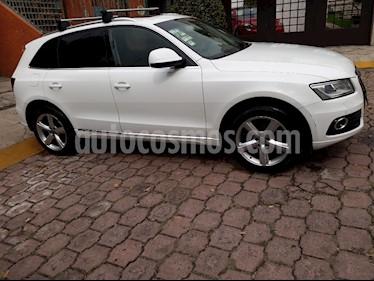 Audi Q5 2.0L T Elite usado (2013) color Blanco precio $280,000