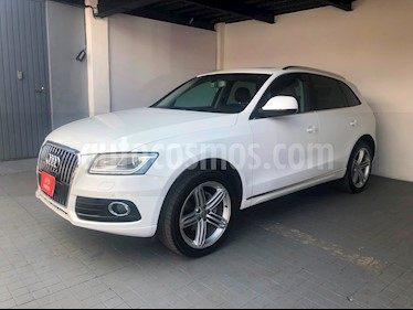 Foto venta Auto usado Audi Q5 2.0L T Elite (2014) color Blanco Ibis precio $415,000
