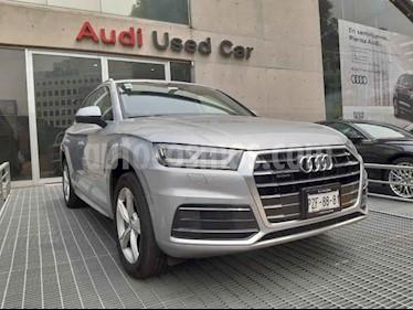 Foto venta Auto usado Audi Q5 2.0L T Elite (2018) color Plata precio $680,000