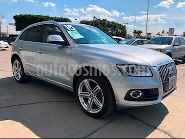 Foto venta Auto usado Audi Q5 2.0L T Elite (2015) color Plata Metalico precio $405,000
