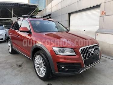 Foto venta Auto usado Audi Q5 2.0L T Elite (2017) color Rojo Granate precio $535,000
