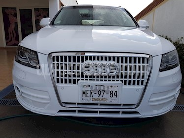 Audi Q5 2.0L T Elite usado (2010) color Blanco Ibis precio $245,000