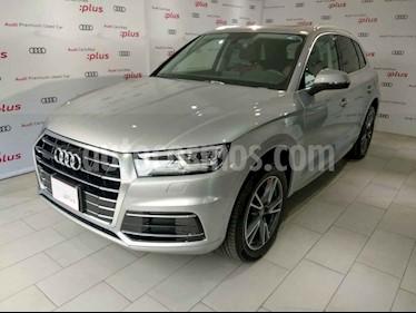Foto venta Auto usado Audi Q5 2.0L T Elite (2019) color Plata precio $780,000
