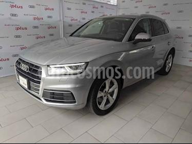 Audi Q5 2.0L T Elite usado (2018) color Plata precio $655,000