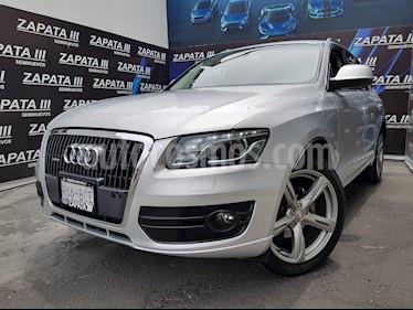 Foto venta Auto usado Audi Q5 2.0L T Elite (2011) color Plata Metalico precio $244,900