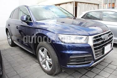 Foto venta Auto Seminuevo Audi Q5 2.0L T Elite (2018) color Azul precio $680,000