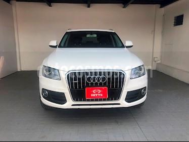 Foto venta Auto usado Audi Q5 2.0L T Elite (2014) color Blanco Ibis precio $379,000