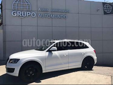 Foto venta Auto usado Audi Q5 2.0L T Elite (2012) color Blanco precio $299,000