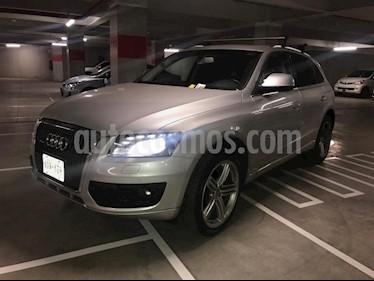 Foto venta Auto usado Audi Q5 2.0L T FSI Elite (2012) color Plata precio $257,000