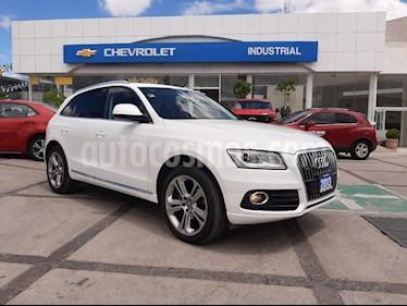 Foto venta Auto usado Audi Q5 2.0L T FSI Elite (2013) color Blanco precio $309,000