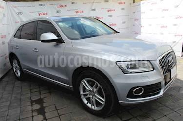 Foto Audi Q5 2.0L T FSI Elite usado (2015) color Plata precio $405,000