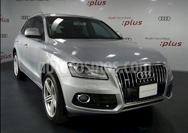 Foto venta Auto usado Audi Q5 2.0L T FSI Elite (2015) color Plata precio $395,000