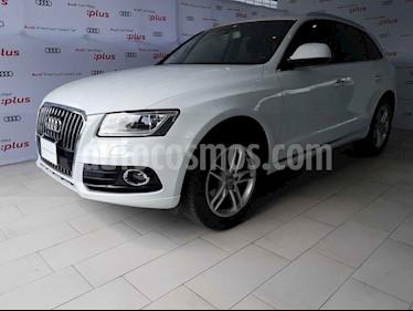 Foto Audi Q5 2.0L T FSI Elite usado (2017) color Blanco precio $520,000
