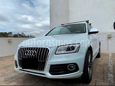Foto venta Auto usado Audi Q5 2.0L T FSI Elite (2014) color Blanco precio $340,000