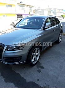 Audi Q5 2.0L T FSI Elite usado (2012) color Gris precio $270,000
