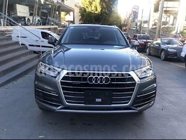 Foto venta Auto usado Audi Q5 2.0L T FSI Elite (2018) color Gris Meteoro precio $765,000
