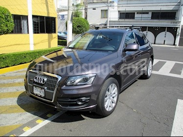 Foto venta Auto usado Audi Q5 2.0L T FSI Land of Quattro (2010) color Gris Lava precio $199,900