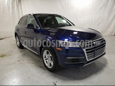 Foto venta Auto usado Audi Q5 2.0L T FSI Land of Quattro (2018) color Azul Profundo precio $368,400