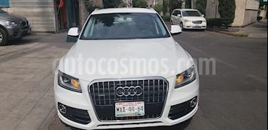 Foto venta Auto Seminuevo Audi Q5 2.0L T FSI Luxury (2017) color Blanco Glaciar precio $415,000