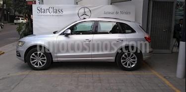 Foto venta Auto usado Audi Q5 2.0L T FSI Luxury (2014) color Plata precio $279,900