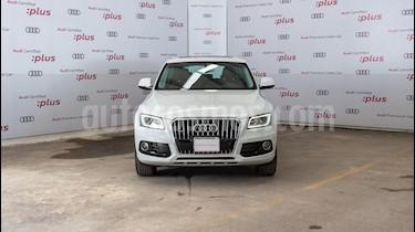 Audi Q5 2.0L T FSI Luxury usado (2015) color Blanco precio $370,000