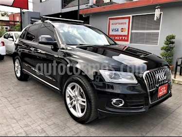Foto venta Auto usado Audi Q5 2.0L T FSI Trendy (2013) color Negro precio $295,000