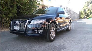 Foto venta Auto usado Audi Q5 2.0L T FSI Trendy (2011) color Azul Profundo precio $231,000