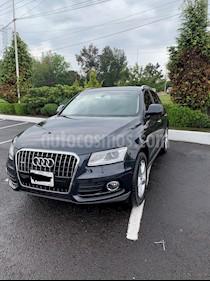 Foto venta Auto usado Audi Q5 2.0L T FSI Trendy (2015) color Azul Profundo precio $363,000