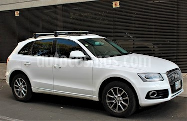 Foto Audi Q5 2.0L T FSI Trendy usado (2014) color Blanco Ibis precio $318,000
