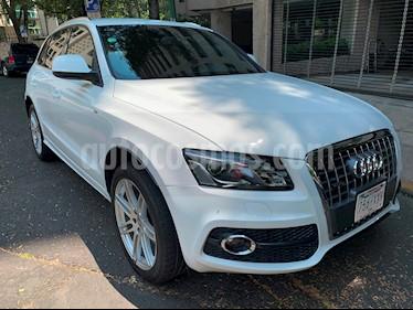 Audi Q5 2.0L T S Line usado (2012) color Blanco Ibis precio $300,000