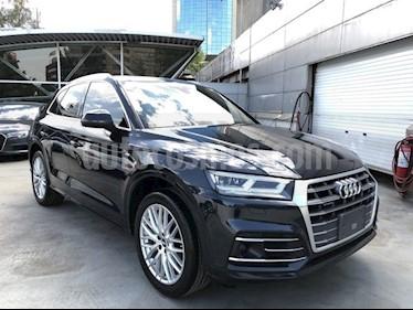 Foto venta Auto usado Audi Q5 2.0L T S Line (2018) color Azul Profundo precio $850,000