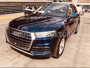 Foto venta Auto Seminuevo Audi Q5 2.0L T Select (2018) color Azul Azzuro precio $725,000