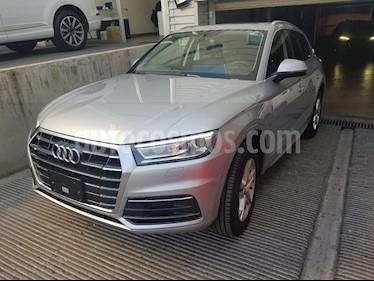 Foto venta Auto usado Audi Q5 2.0L T Select (2018) color Plata precio $688,000
