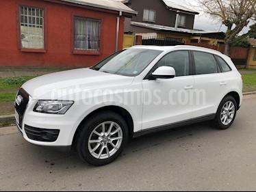 Audi Q5 2.0L TDI Quattro  usado (2013) color Blanco precio $16.500.000