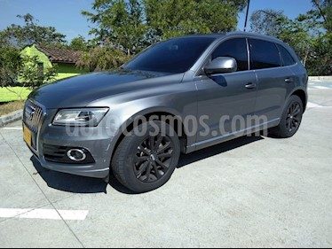 Foto venta Carro usado Audi Q5 2.0L TFSI S-Tronic Quattro Attraction (2014) color Gris precio $75.900.000