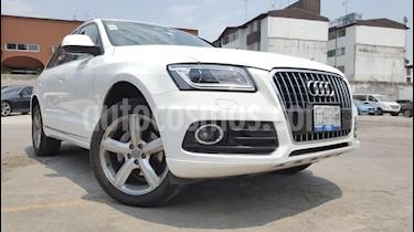 Foto venta Auto usado Audi Q5 3.0 TFSI Elite (2015) color Blanco precio $369,000